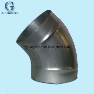 High Precision Aluminum Metal Bending Tube Stamping Part pictures & photos