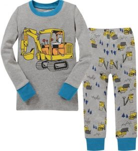 Comfortable Cotton Children Cloth Set Long Sleeve Long Pants