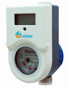 Single Tariff Liquid Sealed Prepaid Water Meter (LXSZ II-20)