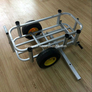 Aluminum Fishing Cart Caddy Cart Holder Hitch Mount Rack pictures & photos