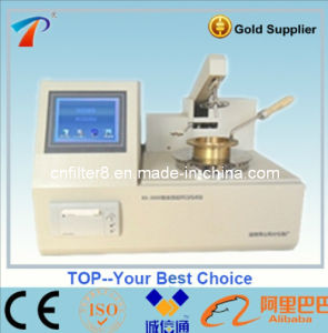 Electronic Power and Fully Automatic Open-Cup Flash Point Meter (TPC-3100) pictures & photos