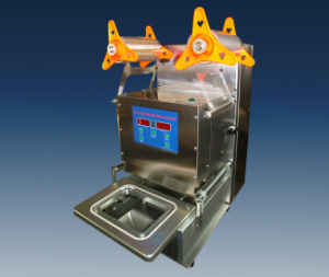 Automatic Tray Sealing Machine (FG-100ST) pictures & photos