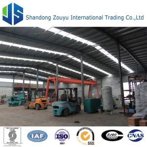 3000t Aluminium Silicate Wool Ceramic Fiber Blanket Production Line pictures & photos