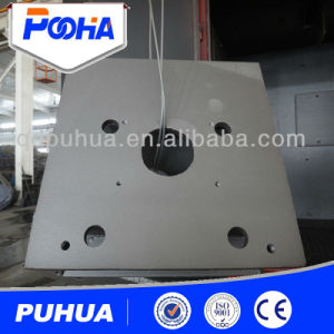 Q37 Double Hook Type Shot Blasting Machines pictures & photos