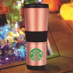Promotional Pretty Handless Stainless Steel Travel Coffee Mug (SH-SC55) pictures & photos