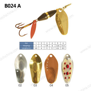 Metal Top Quality Spinner Lure pictures & photos
