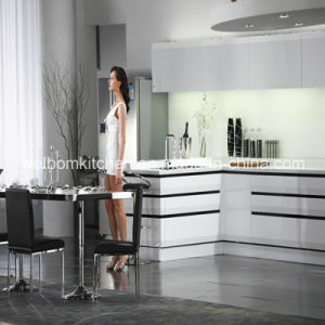 Home Furnitur Cabinets, Mat White Modualr Kitchen Cabinets pictures & photos