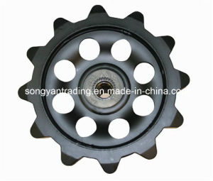 Rubber Crawler Wheel China Manufacturing pictures & photos
