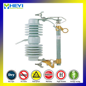 27kv Expulsion Cutout Switch for Fuse Cutout High Voltage 100A pictures & photos