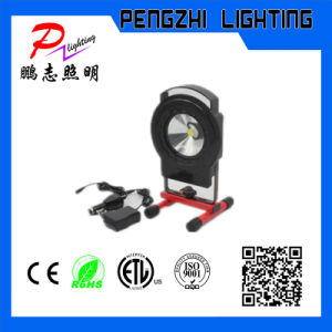 Stepless Dimming Rechargeable LED Flood Light pictures & photos