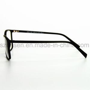 Custom Logo Round Frame Plastic Steel Eyewear Eyeglasses Optical Frames pictures & photos