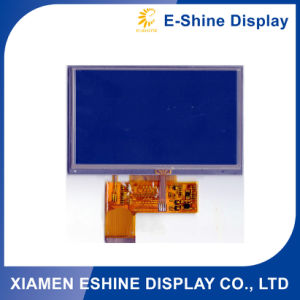 5.0 TFT LCM resolution 800X480 high brightness with CTP pictures & photos