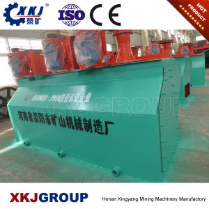 Low Price China Factory Lab Flotation Equipment/Small Size Mineral Processing Flotation pictures & photos