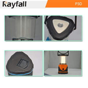 Rayfall LED Camping Lantern with Multi-Lighting Beams (P3D)
