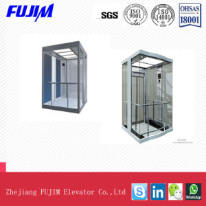 Gearless Passenger Elevator with High Quality and Competitive Price pictures & photos