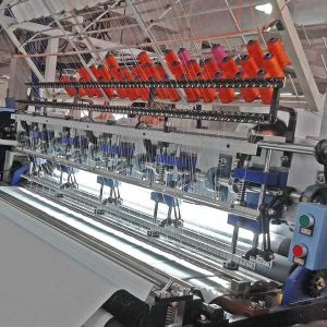 Yuxing Industrial Shuttle Quilting Machine Multi-Needle pictures & photos
