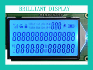 Custom Design Tn Transflective LCD Display Module with RoHS (VTM88530A00)