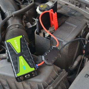 16800mAh Car Jump Power Starter with Dual USB Ports pictures & photos