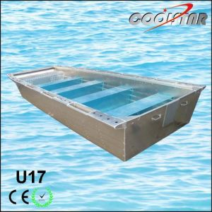 U Type Aluminium Boat with Safety pictures & photos