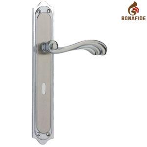 High Quality Full Zinc Door Lock Handle-053 pictures & photos