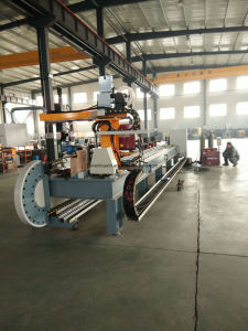 PLC Automatic Hydraulic Oil Cylinder Welding Equipment pictures & photos