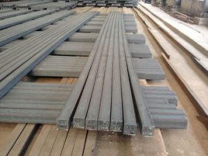 Q235cr Hot Rolled Steel Billets 150X150