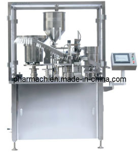 Gsl 30-1n Filling and Closing Machine for Pharmaceutical Syringes pictures & photos