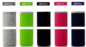Hot Selling Colorful Neoprene Water Bottle Cooler Case, Insulated Bottle Cooler Sleeve Bag EVA Cup Bag pictures & photos
