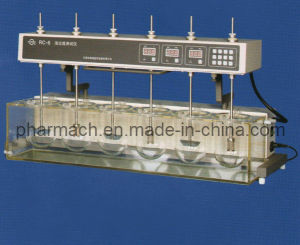 RC-6 Pharmaceutical Testing Dissolution Tester pictures & photos