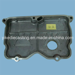 Injection Auto Spare Part Fuel Tank Cover