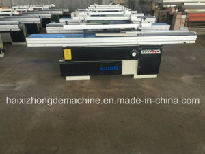 Woodworking Machinery 3000mm Round Stick Rail 90 Degree Sliding Table Saw