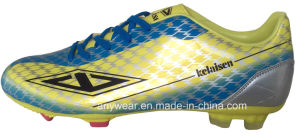 Men′s Soccer Football Shoes with TPU Outsole Boots (815-8634) pictures & photos
