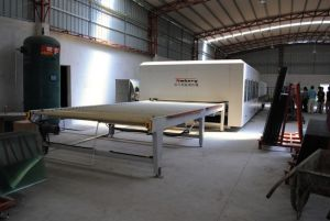Glass Tempering Production Line for Building Glass pictures & photos