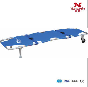 Aluminum Alloy Folding Stretcher (YXZ-D-B1)