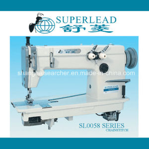 Superlead High Speed Chainstitch Sewing Machinery