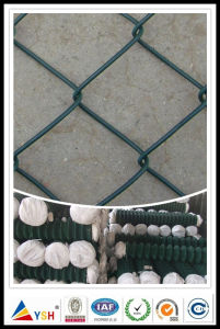 """PVC Coated Chain Link Fence (2"""", 3"""")"""