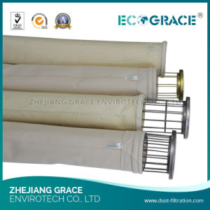 PPS Filter Cloth Dust Filter Bag for Coal-Fired Boilers pictures & photos