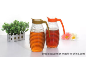 Glass Kettle with Plastic Lid