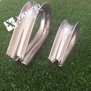 Stainless Steel European Type Thimble for Wire Rope pictures & photos