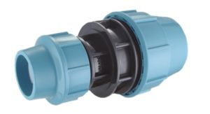 Coupling PP Compression Fitting for Agricultural Irrigation pictures & photos