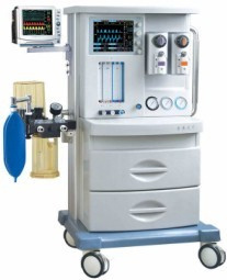 Au-01d Multifunctional Anesthesia Machine Price pictures & photos