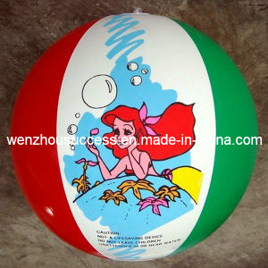 16 Inch Inflatable PVC Beach Ball pictures & photos