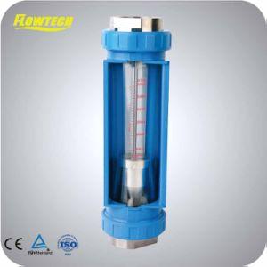 Water Flowmeter Acrylic Type Panel Flow Meter for Water pictures & photos