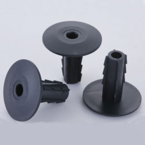 Coaxial Cable Feedthrough Wall Bushing in Black pictures & photos