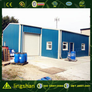 Lingshan Structural Steel Hangar Steel Buildings (L-S-125) pictures & photos