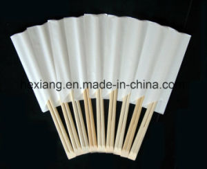 Wholesale Polishing Paper Packing Naked Bamboo Chopsticks pictures & photos