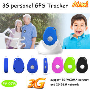 3Gwcdma Waterproof Personal Portable GPS Tracker with Geo-Fence EV-07W pictures & photos