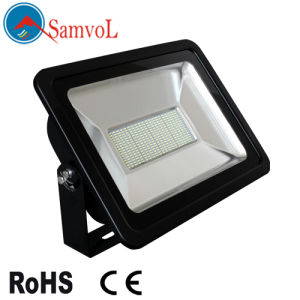 150W High Lumens LED Floodlight Waterproof IP66 PF 0.95 with CE and RoHS Certificate