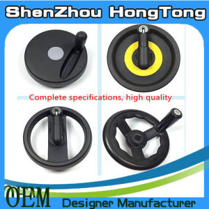 Plastic Plane Hand Wheel for Machine Tool pictures & photos