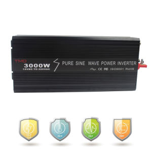 12V/24V/48V DC to AC 3000W Pure Sine Wave Power Inverter pictures & photos